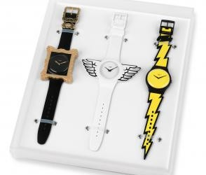 Watch with wings