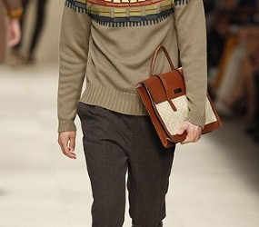Men's Fashion Week Spring/Summer 2012