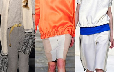 Trend the sporty-chique look