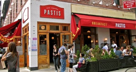 Pastis, New York City