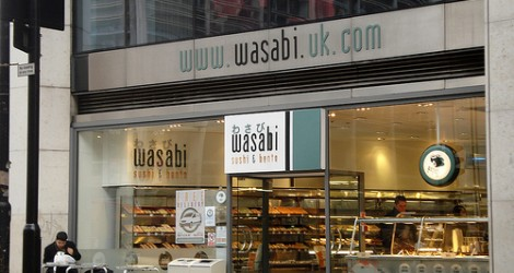 Wasabi, London
