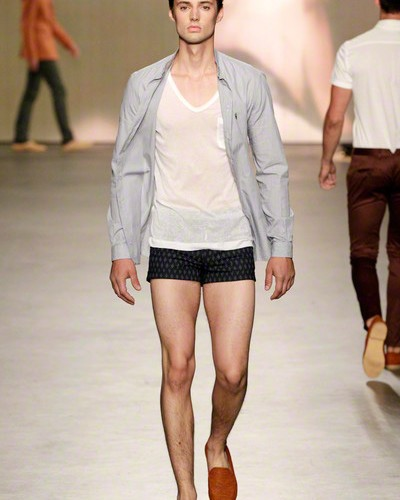Men's trend: Ultra shorts