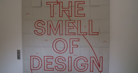 The smell of design