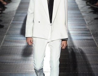 Men's trend report: All white