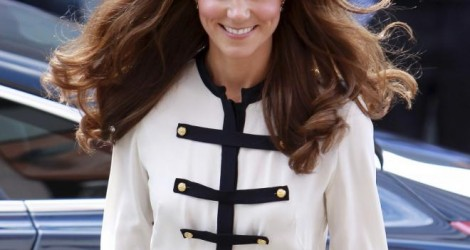 Kate Middleton, Style Icon