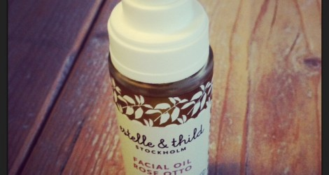 Estelle & Thild Facial Oil Rose Otto