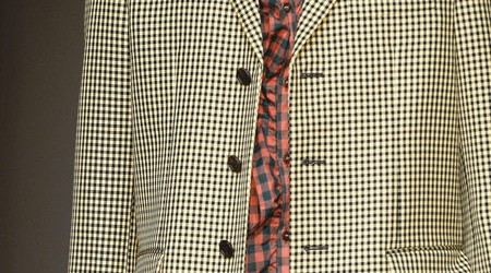 Men's A/W 13 Trend 3: Check pattern
