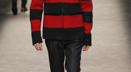Burberry Prorsum AW13 Hunter Matches