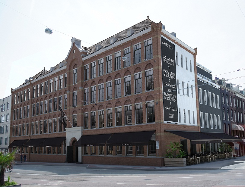 Sir Albert Amsterdam - Exterior