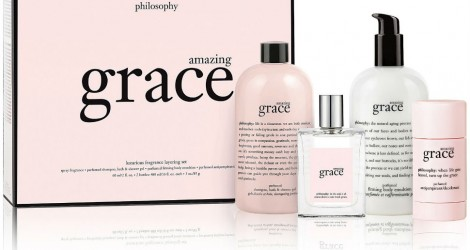 Grace is beauty