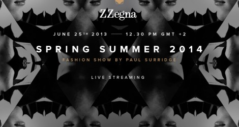 Live Streaming ZZegna 12.30 PM June 25th