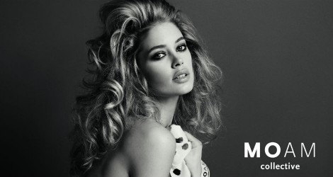 Doutzen Kroes for MOAM collective