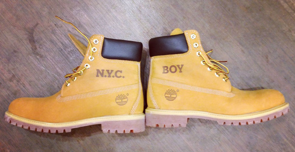 40 Years Yellow Boots