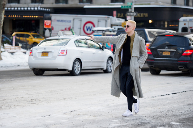 Shaun Ross by NY Mag