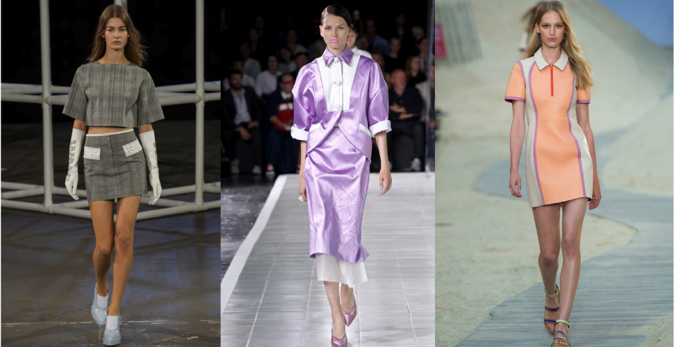 SS14 trend report: School girl