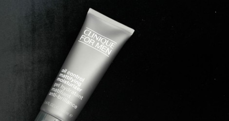Clinique For Men Oil-Control Mattifying Moisturizer
