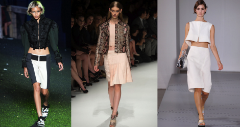 SS14 trend report: The new cleavage