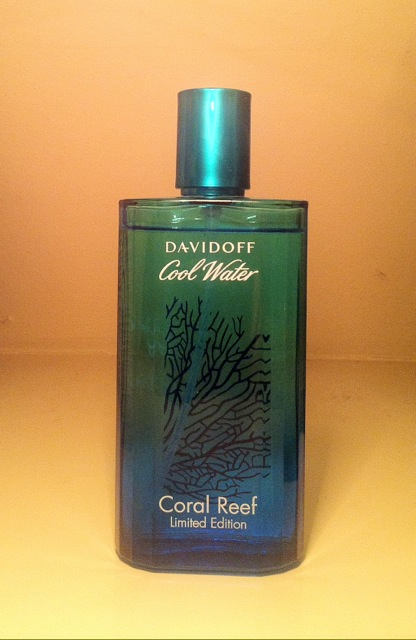 davidoff cool water coral reef