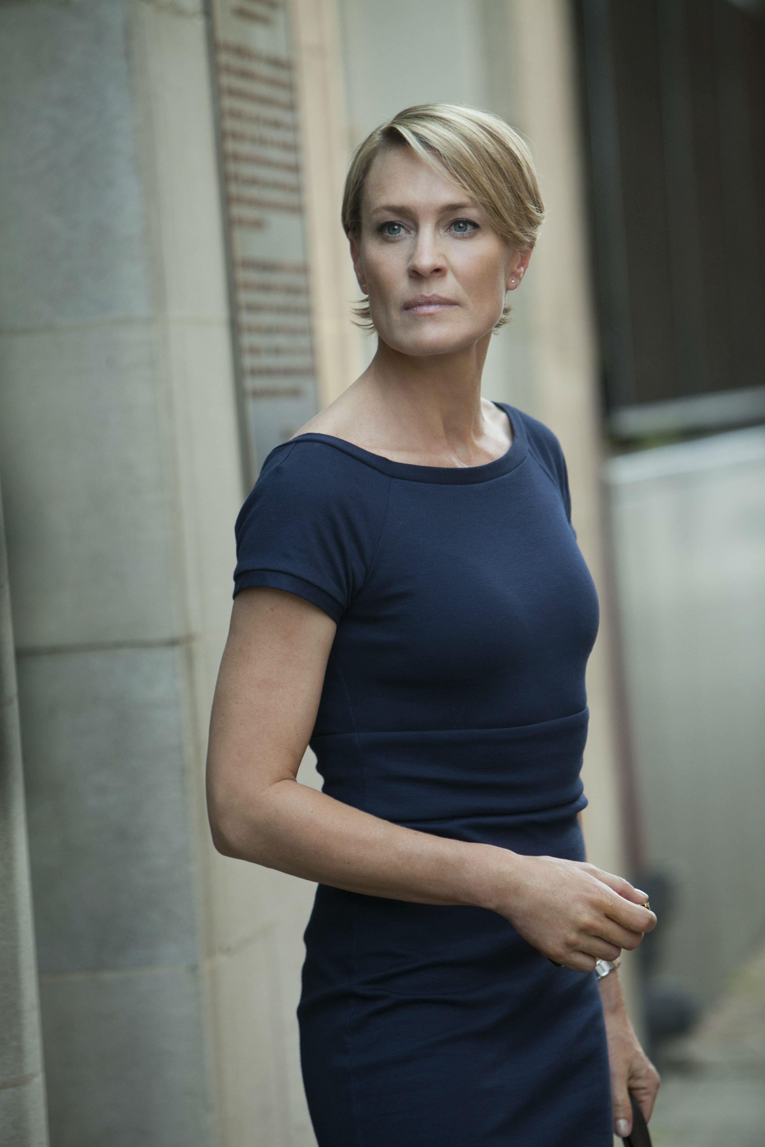 Robin wright style icon for Wright style