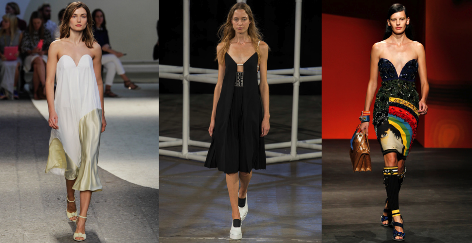 SS14 trend report: Bustier dress