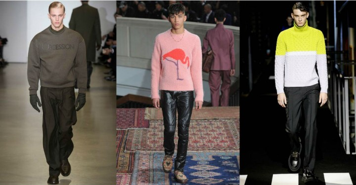 FW14 trend report: Sweater mania