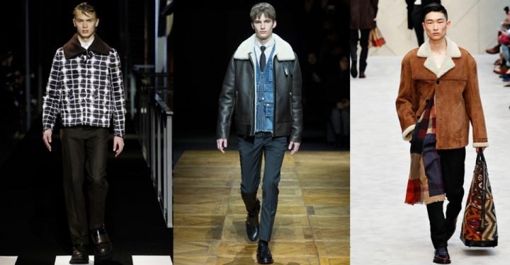 FW14 trend report: Bold Shearling