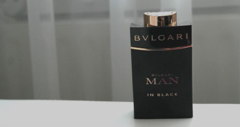 Bulgari - Man in black