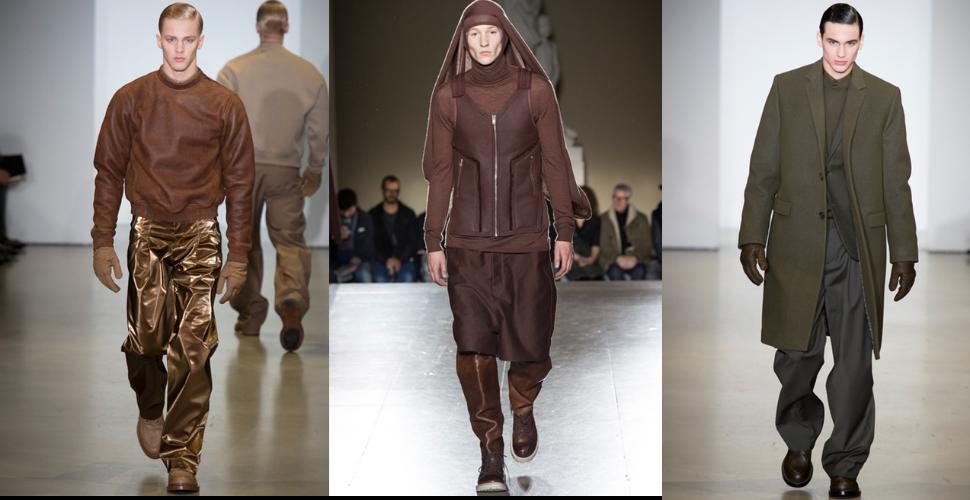Menswear trend FW14