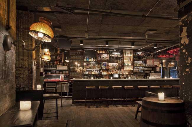 La esquina bar