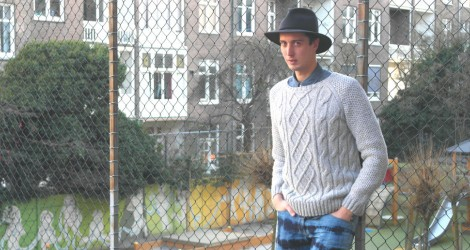 Dutch Knitwear & Belgian jeans