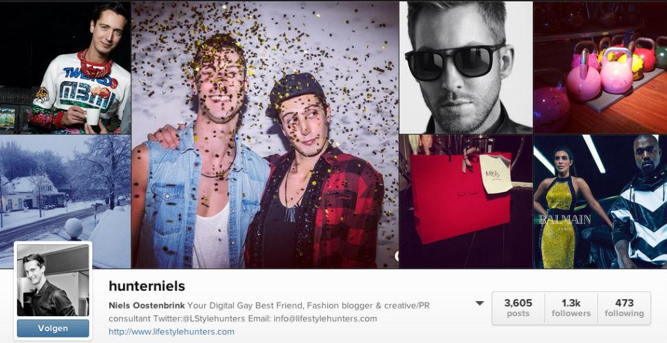Instagram Niels