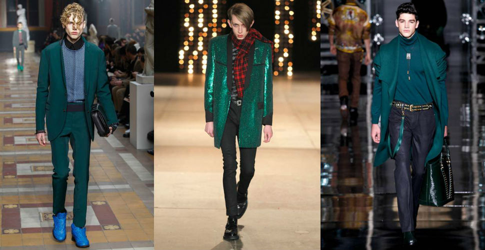 FW14 trend green