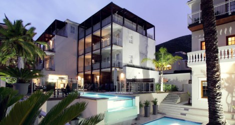 The Glen Boutique hotel - Cape Town