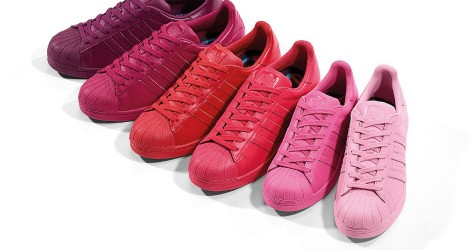 Adidas Supercolor by Pharrell