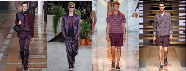 SS15 Purple trend