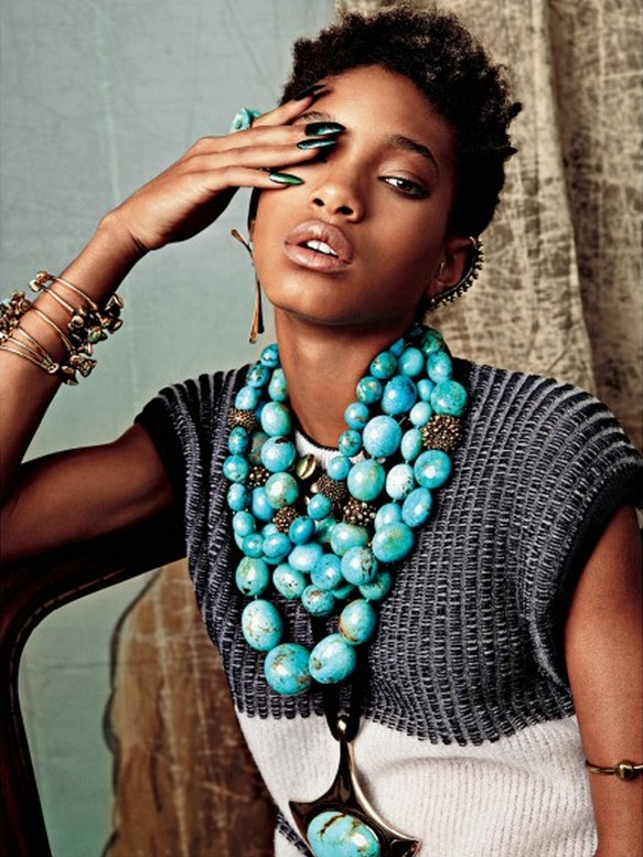 Willow Smith editorial