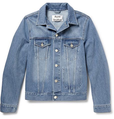Acne jacket via Mr. Porter