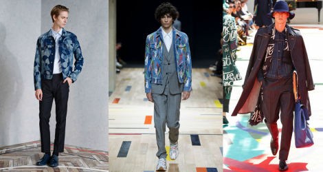 SS15 Trend report: Denim jacket