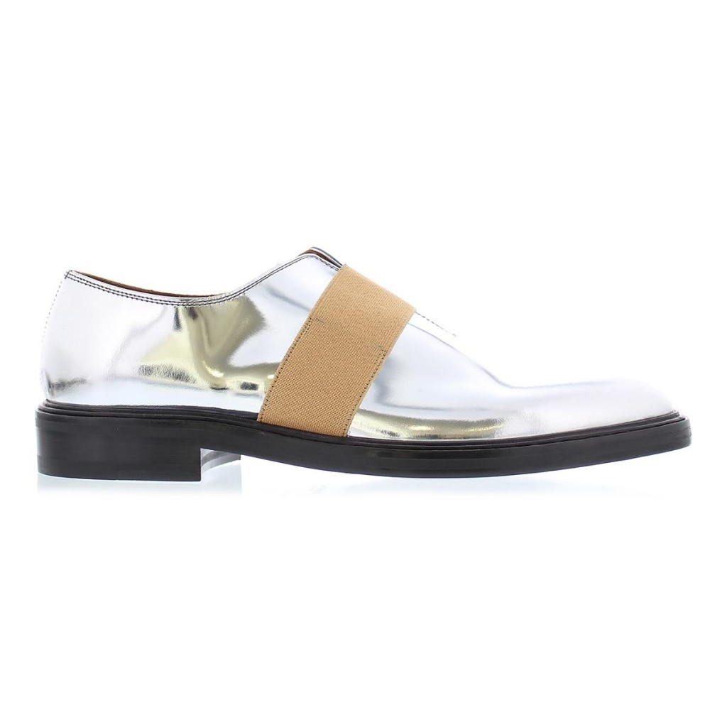 Givenchy silver shoe