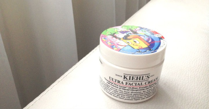 Kiehl's Ultra Facial Cream by Selwyn Senatori