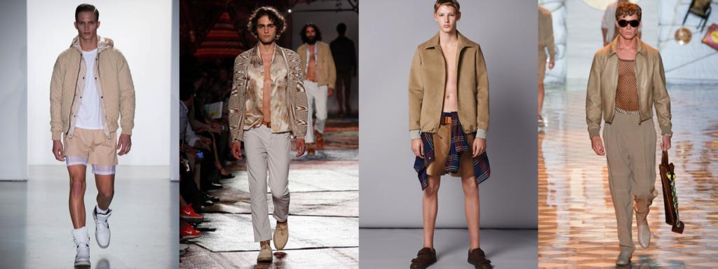 SS15 Menswear trend