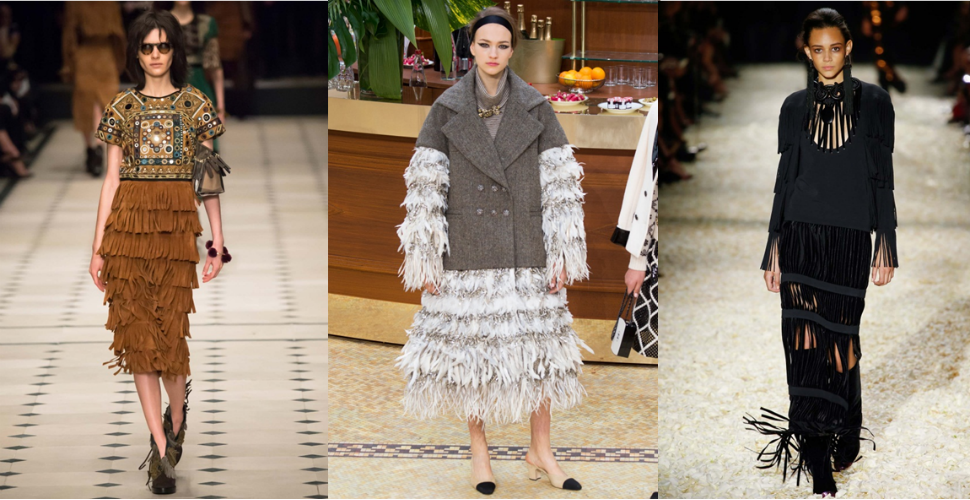 FW15 trend report: Shake it off