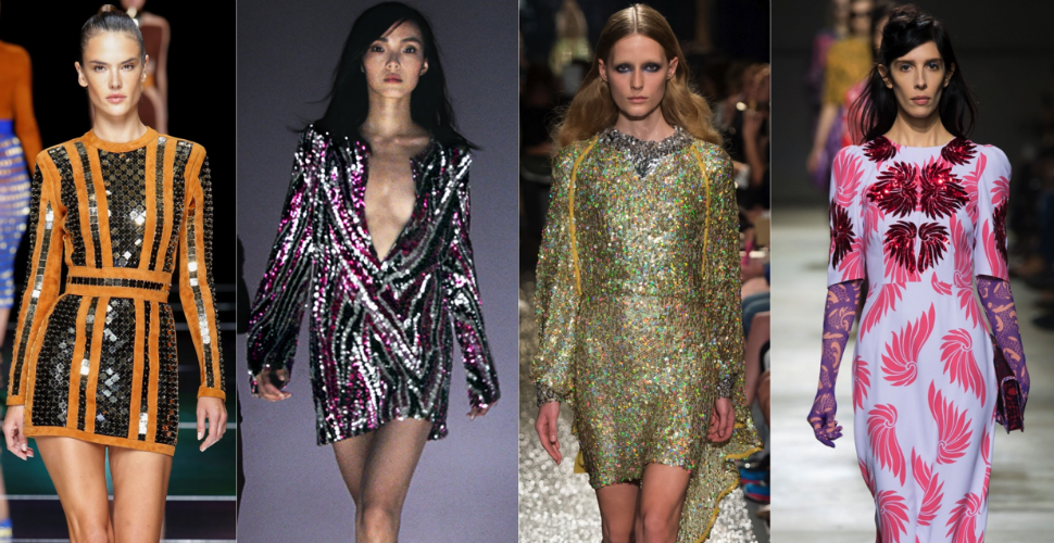 SS16 trend report: Disco train