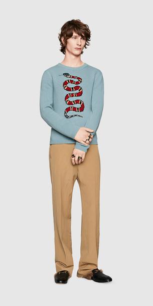 Gucci pants menswear