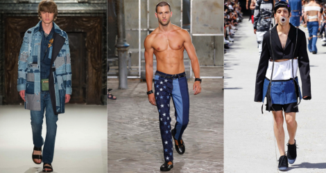 SS16 trend report: Freaky denim
