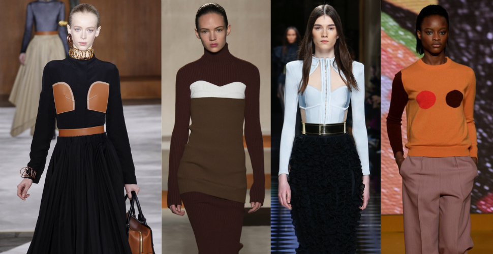 FW16 trend report: Breast first