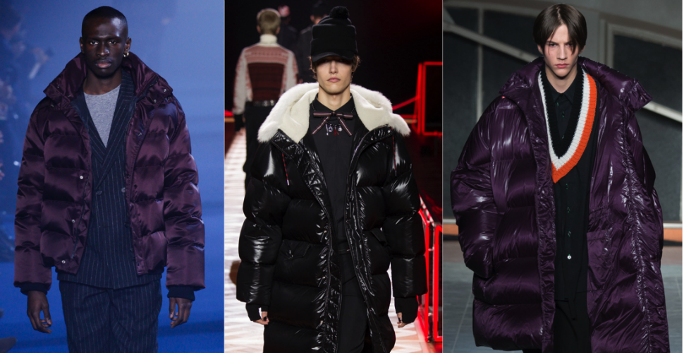 FW16 trend report: Puffer Jackets