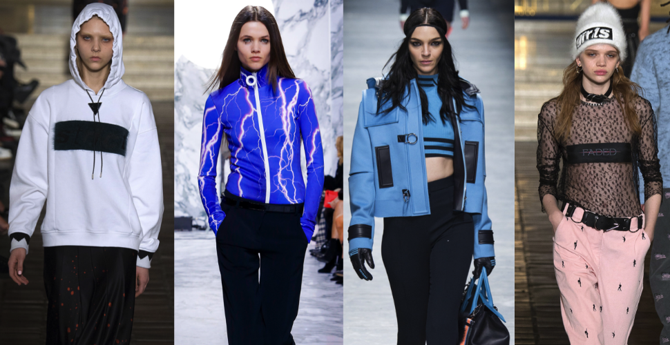 FW16 trend report: Athleisure