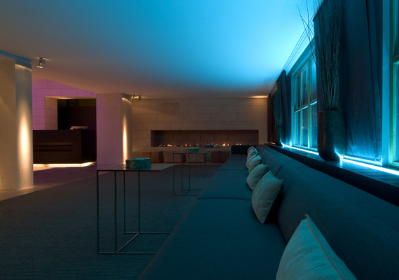 Hotel madlein ischgl austria for Ischgl design hotel